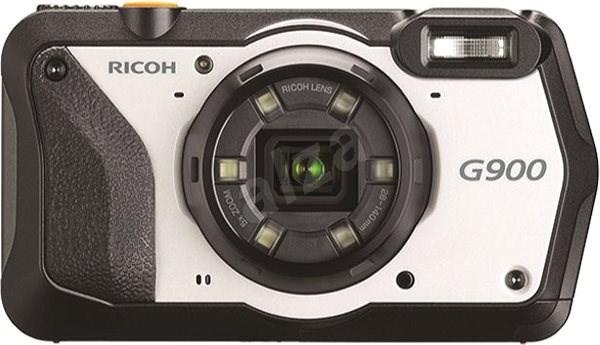 RICOH G900 bílý - Digitální fotoaparát
