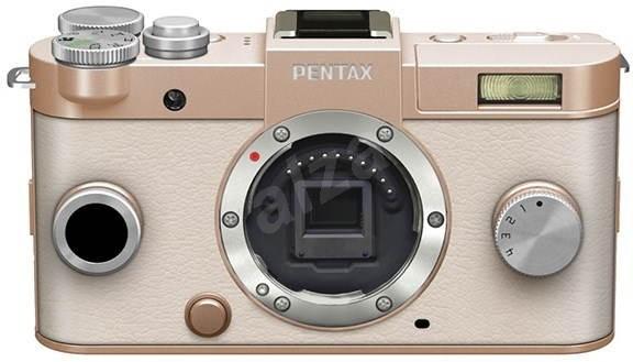 PENTAX RICOH Q-S1 zlatý - tělo - Digitální fotoaparát