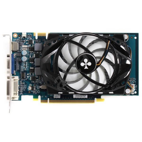 CLUB 3D GeForce 9800GT Green Edition Arctic Cooling - Grafická karta