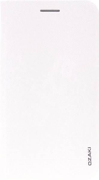 Ozaki O!coat Diary White - Ochranný kryt
