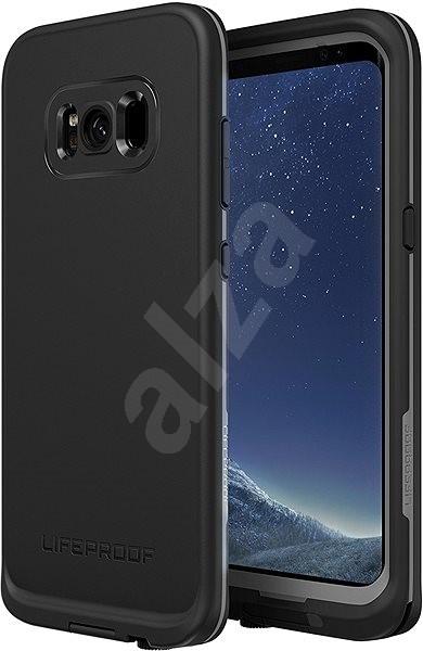 Lifeproof Fre pro Samsung Galaxy S8 - Black - Pouzdro na mobilní telefon