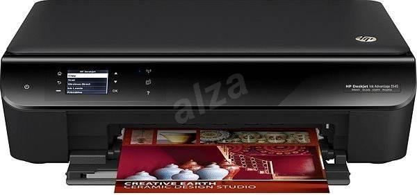 HP Deskjet 3545 Ink Advantage e-All-in-One  - Inkoustová tiskárna