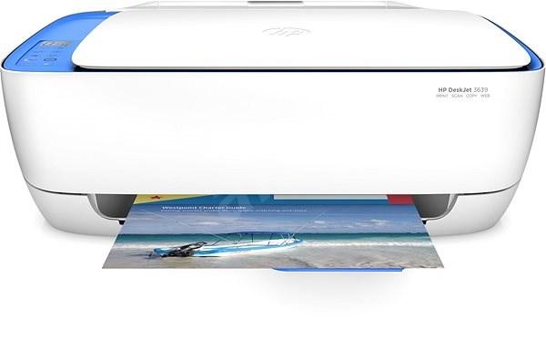 HP DeskJet 3639 All-in-One - Inkoustová tiskárna