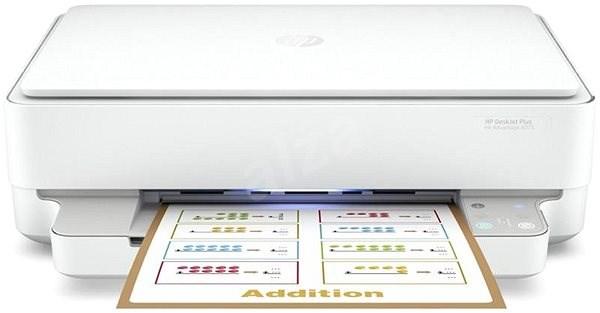 HP DeskJet Plus 6075 Ink Advantage All-in-One - Inkoustová tiskárna