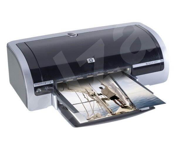 HP DeskJet 5850C - Inkoustová tiskárna