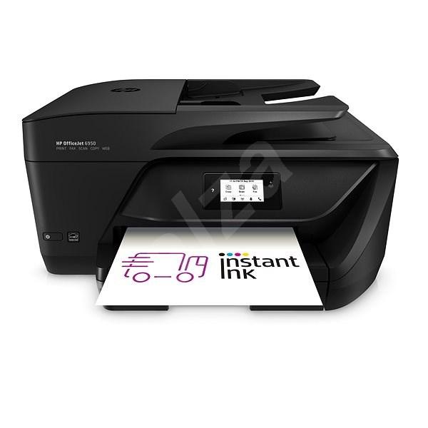 HP OfficeJet 6950 All-in-One - Inkoustová tiskárna