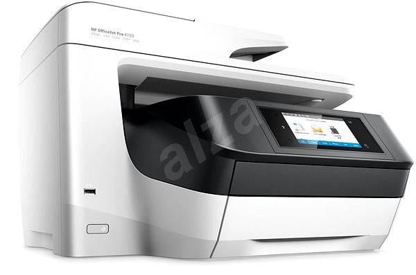 HP OfficeJet Pro 8720 e-All-in-One - Inkoustová tiskárna
