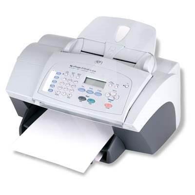 HP OfficeJet 5110 - Inkoustová tiskárna