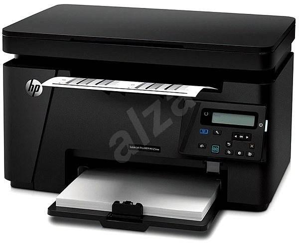HP LaserJet Pro MFP M125nw - Laserová tiskárna