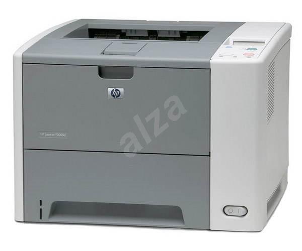 HP LaserJet P3005d - Laserová tiskárna