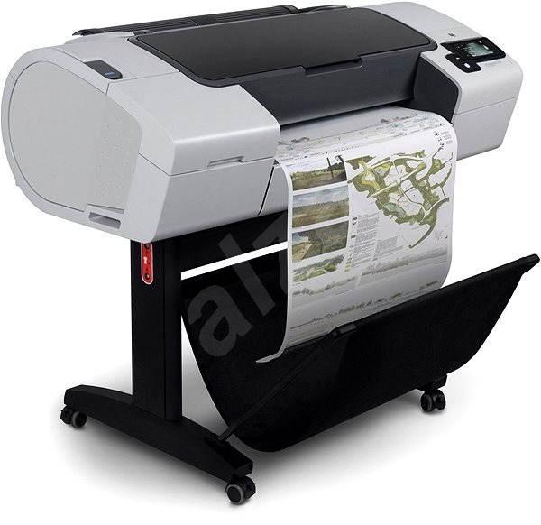 HP Designjet T790 24-in ePrinter - Velkoformátová tiskárna