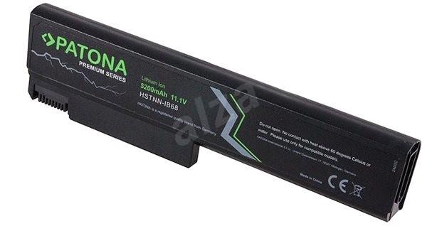 PATONA pro HP Compaq 6530B 5200mAh Li-Ion 11.1V PREMIUM - Baterie pro notebook