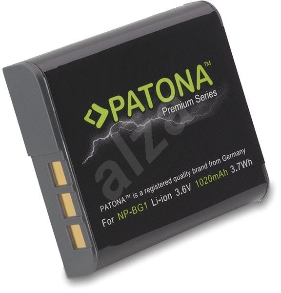 PATONA pro Sony NP-BG1 1020mAh Li-Ion Premium - Baterie pro fotoaparát