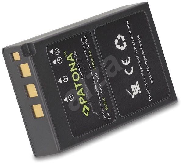 PATONA pro Olympus BLS5 1100mAh Li-Ion Premium - Baterie pro fotoaparát