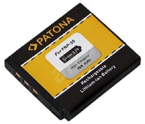 PATONA pro Fuji NP-50 750mAh Li-Ion - Baterie pro fotoaparát