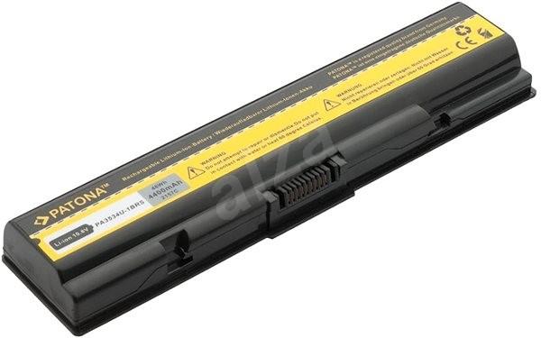 PATONA pro TOSHIBA SATELLITE A200 4400mAh Li-Ion 10.8V - Baterie pro notebook