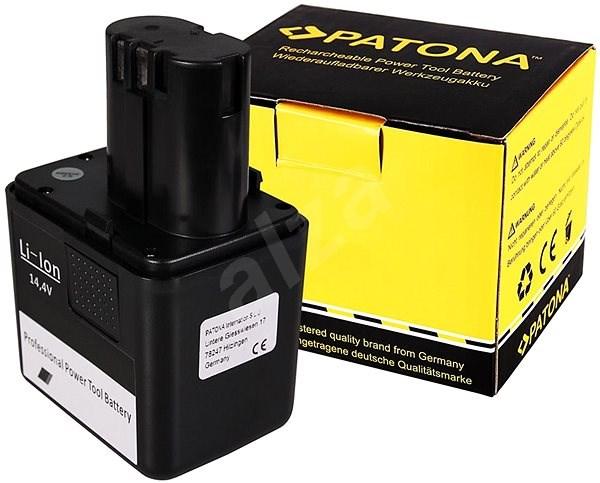 PATONA pro Gesipa Accubird 14,4V 3000mAh Li-lon 7251045 - Nabíjecí baterie pro aku nářadí