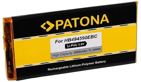 PATONA pro Huawei Ascend Honor 7 3050mAh 3,8V Li-Pol - Baterie pro mobilní telefon