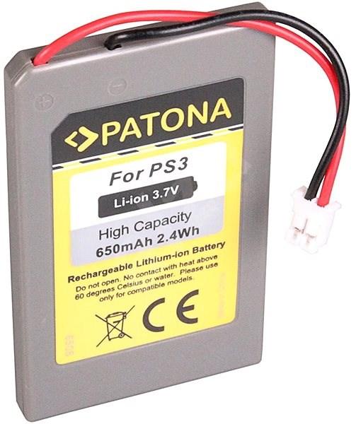 PATONA PT6508 pro Sony ovladač PS3 - Nabíjecí baterie