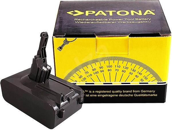 PATONA pro Dyson V8 21.6V 4000mAh Li-lon - Akumulátor