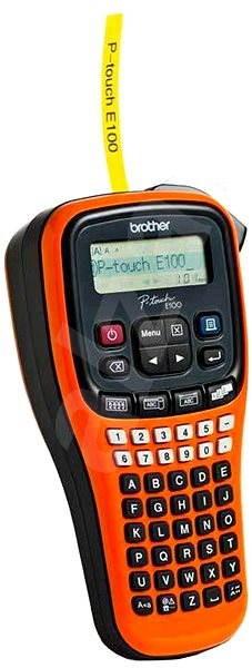 Brother PT-E100VP - Tiskárna samolepicích štítků