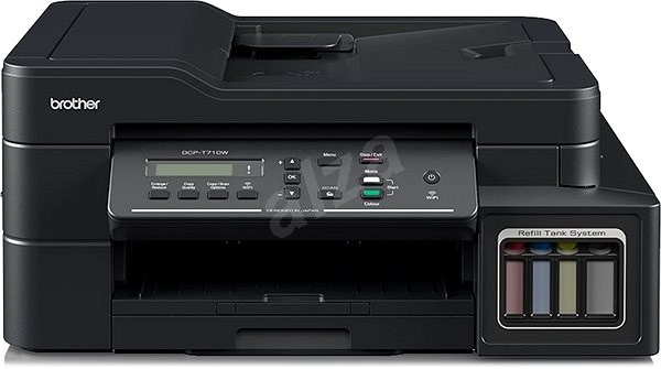 Brother DCP-T710W - Inkoustová tiskárna