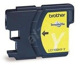 Brother LC-1100HYY žlutá - Cartridge
