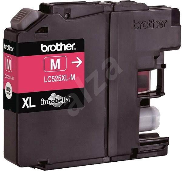 Brother LC-525XLM purpurová - Cartridge