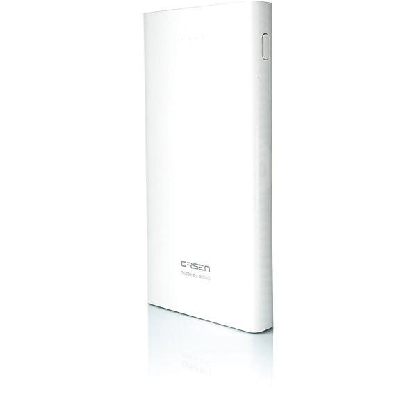Eloop E41 10000mAh White - Powerbanka