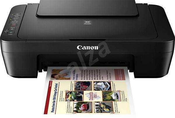 Canon PIXMA MG3050 černá - Inkoustová tiskárna