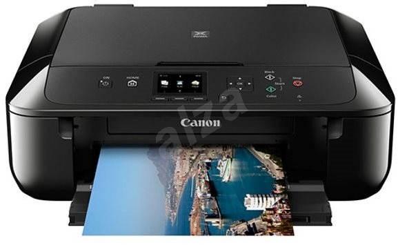 Canon PIXMA MG5750 černá - Inkoustová tiskárna