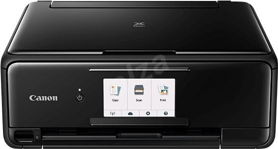 Canon PIXMA TS8150 černá - Inkoustová tiskárna