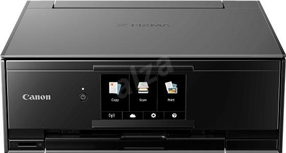Canon PIXMA TS9150 šedá - Inkoustová tiskárna