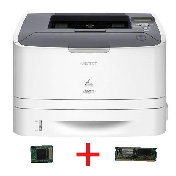 Canon i-Sensys LBP6650DN + modul PostScript + 64MB paměť ER-64 - Laserová tiskárna
