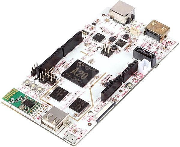 PCDUINO v3 - Mini počítač