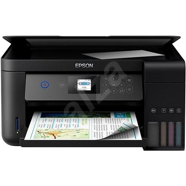 Epson EcoTank ITS L4160 - Inkoustová tiskárna