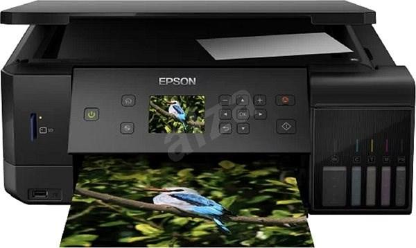 Epson EcoTank L7160 - Inkoustová tiskárna