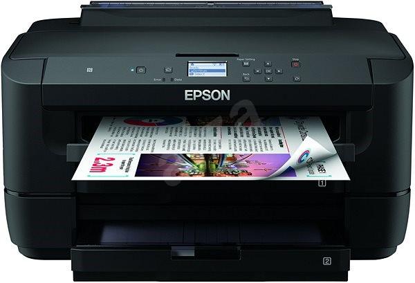 Epson WorkForce WF-7210DTW - Inkoustová tiskárna