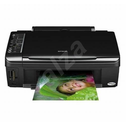 Epson Stylus SX205 - Inkoustová tiskárna
