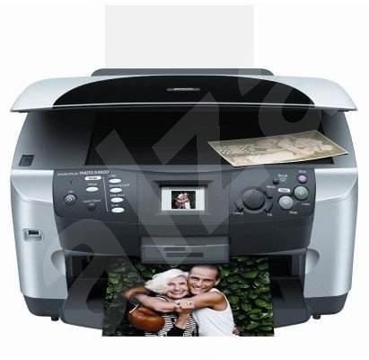 Epson Stylus Photo RX600 - Inkoustová tiskárna