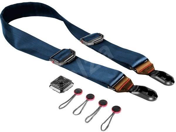 Peak Design Slide Summit Edition Tallac - modrý - Popruh na fotoaparát