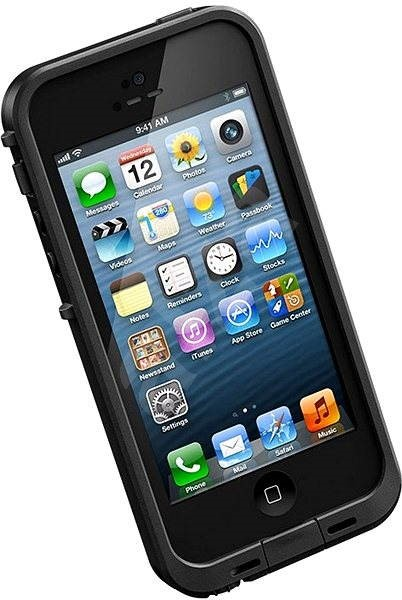 LifeProof fre černé - Pouzdro na mobilní telefon  871341b29fd