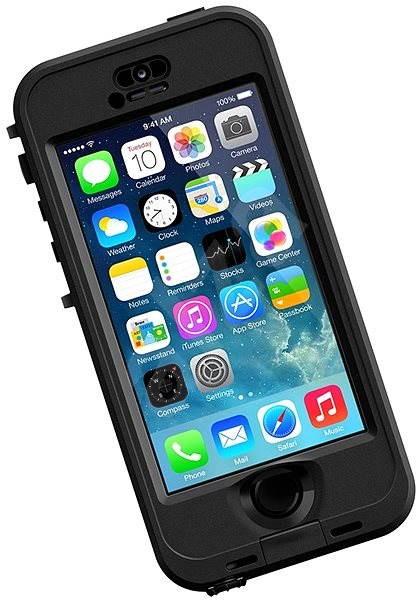 LifeProof nuud černé - Pouzdro na mobilní telefon  1fc33b6e2fc