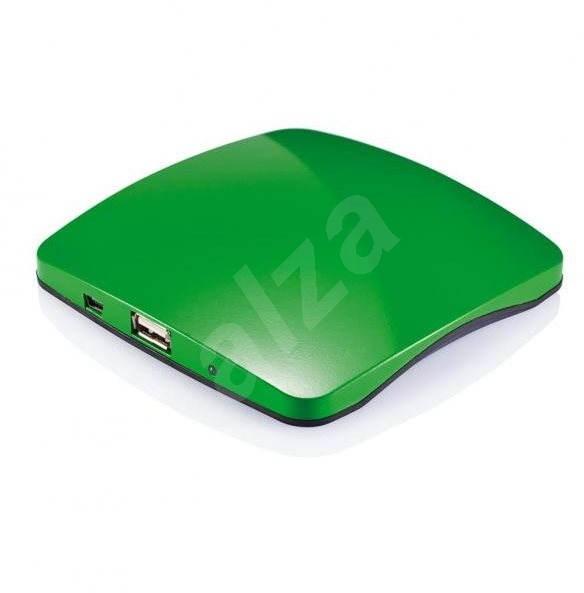 XD Design Window solar charger - zelená - Solární nabíječka