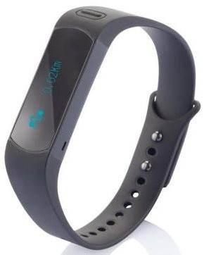 XD Design Loooqs Activity náramek černý - Fitness náramek