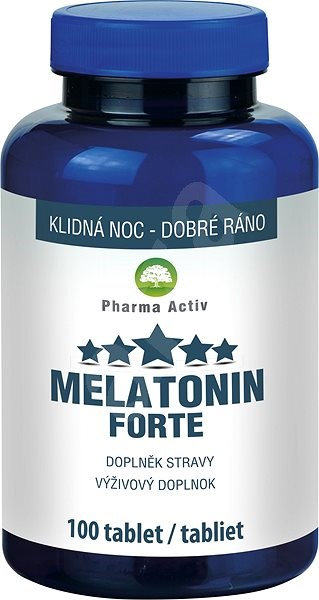 Melatonin FORTE 100 tbl. - Melatonin