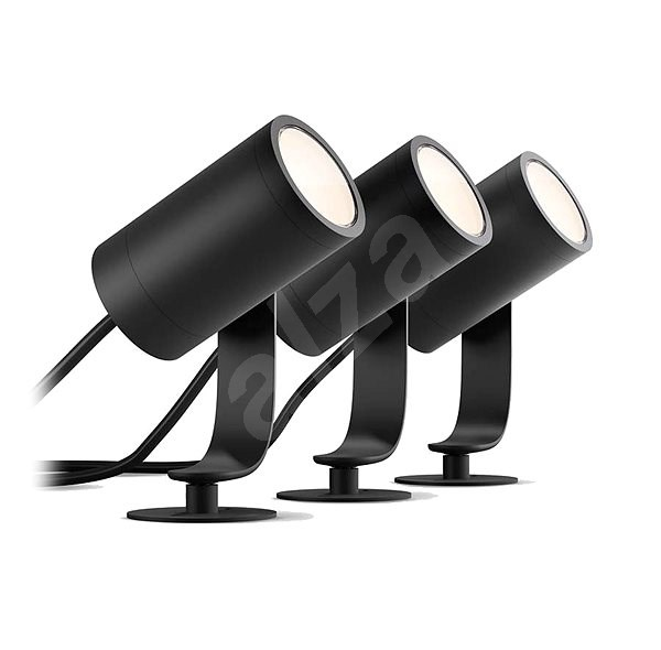 Philips Hue White and Color Ambiance Lily Base Kit 17414/30/P7 - Lamp