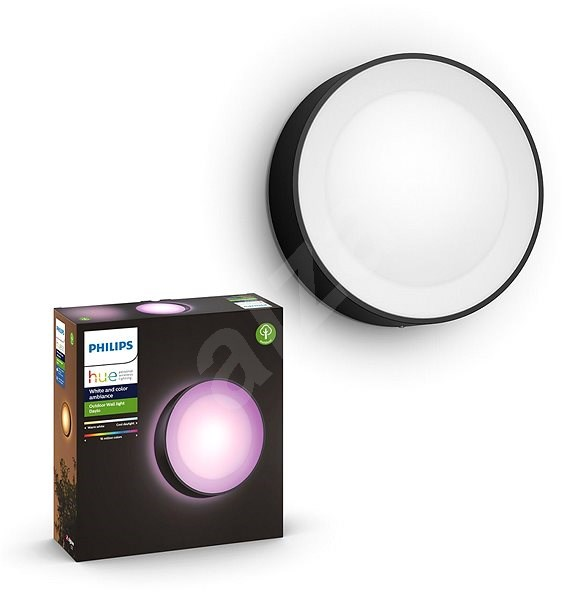 Philips Hue White and Color Ambiance Daylo 17465/30/P7 - Nástěnná lampa