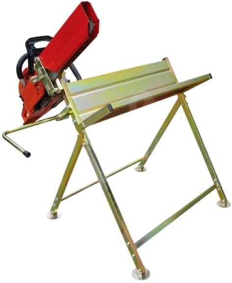 MAGG 120009 Wood Cutter with Chainsaw Holder - Support