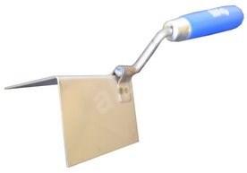 MAGG Lžíce nerez rohová vnější 60x85 mm - Zednická lžíce